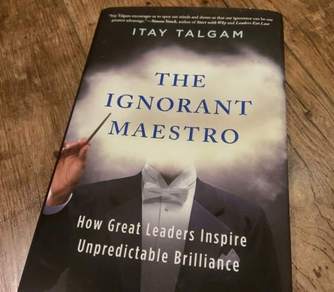 The ignorant maestro 跟指揮家學領導