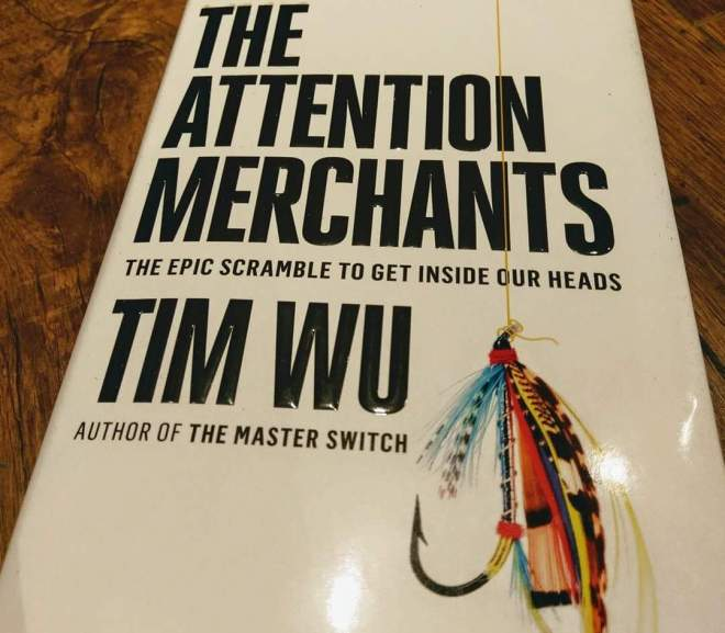 The attention merchants 是誰奪走你我的注意力?