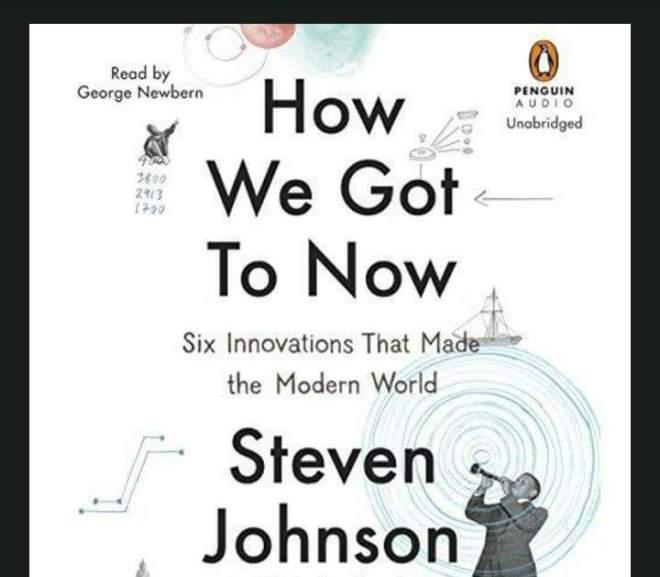How we got to now 人類發明進化史
