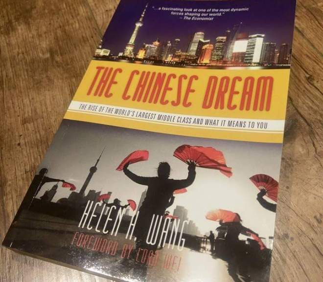 The Chinese dream 老外理解的中國夢