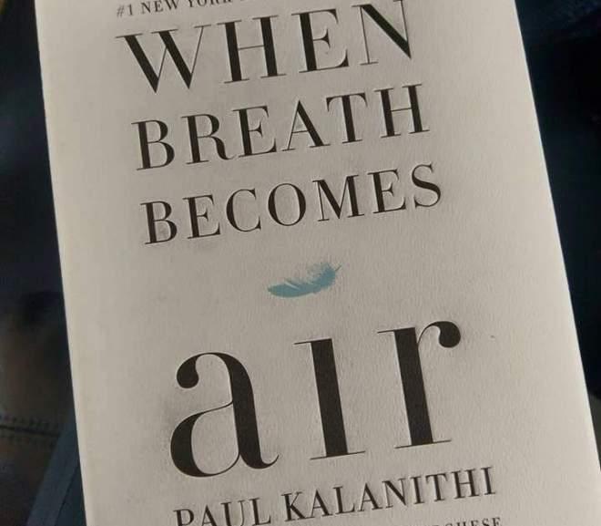 When breath becomes air 當呼吸化為空氣