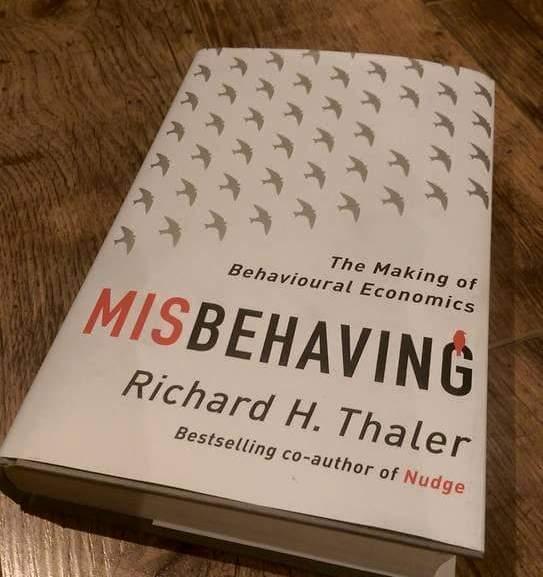 Misbehaving 有趣的經濟心理學