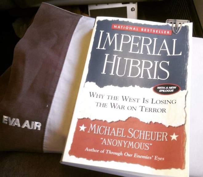 Imperial Hubris 帝國的傲慢