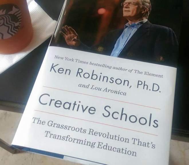 Creative Schools 教育應該不一樣