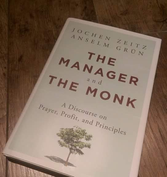 The Manager and the Monk 工作是份禮物