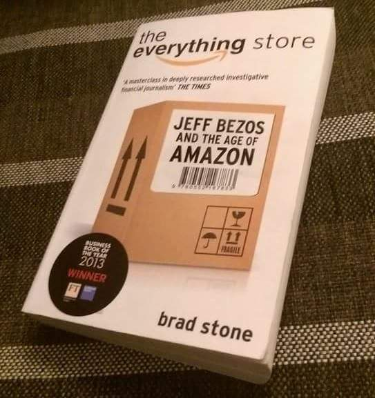 The Everything Store 貝佐斯傳