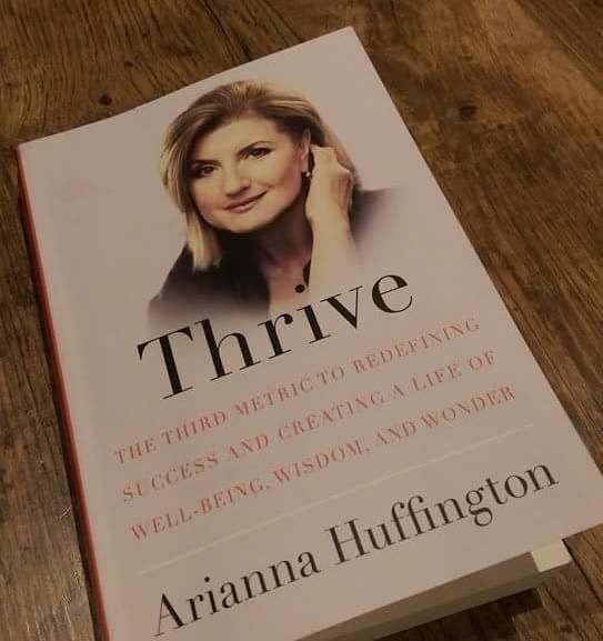 Thrive 從容的力量
