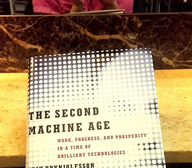 The Second Machine Age 第二次機器時代