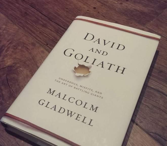 David and Goliath 大衛與歌利亞