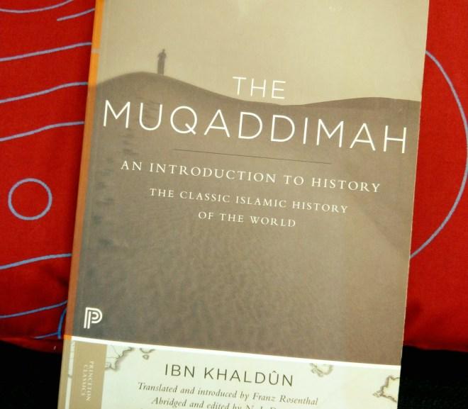 Muqqadimah 十四世紀中東的智慧