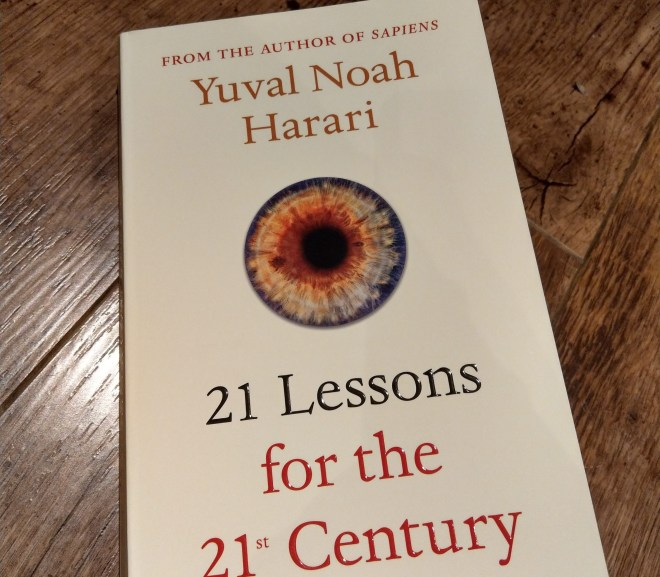 21 Lessons for the 21st Century 21世紀的挑戰
