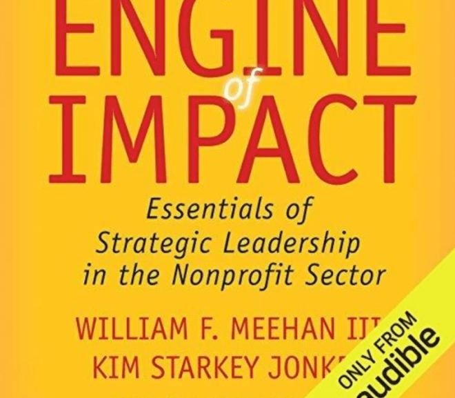 Engine of Impact 非營利組織的影響力引擎