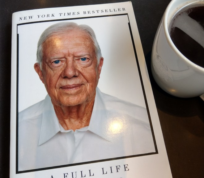 A Full Life, Jimmy Carter 豐富人生