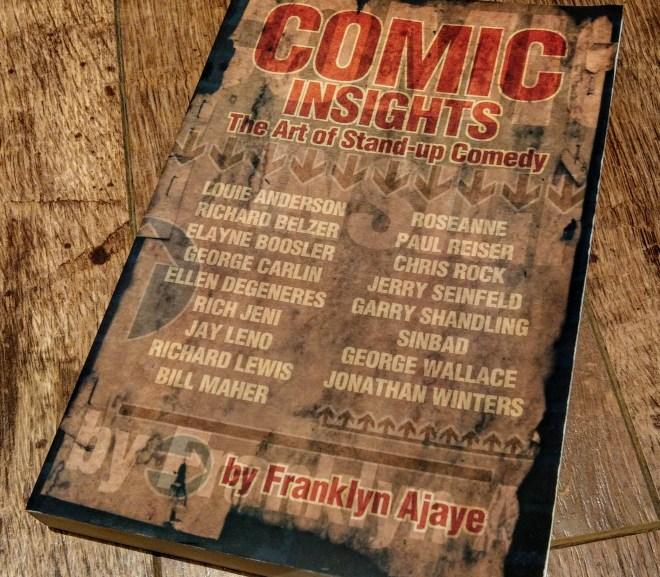 愚人節特輯 — Comic Insights / Standup Comedy 的力量