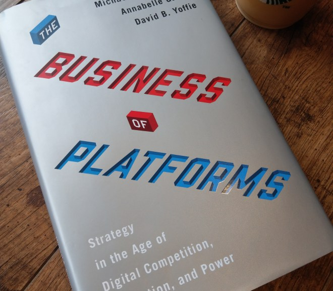 The Business of Platforms 平台生意學