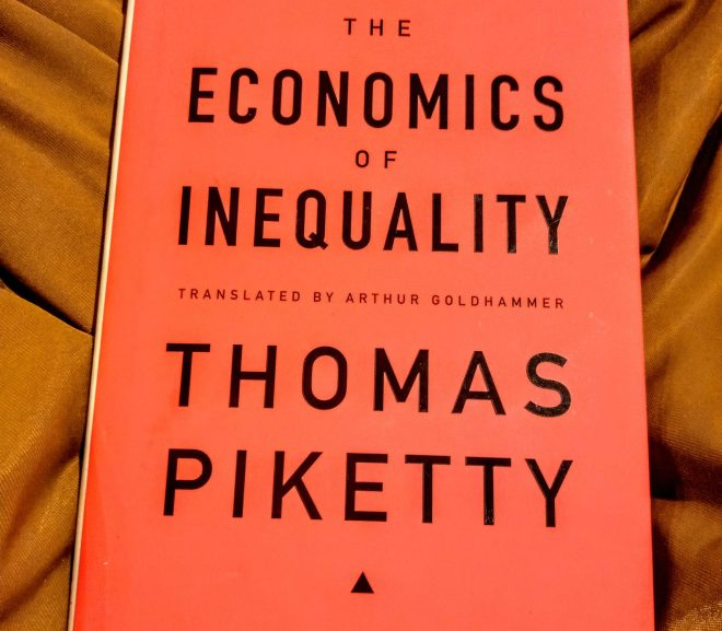 The Economics of Inequality 貧富不均的經濟學