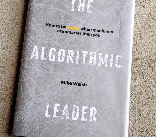 The Algorithmic Leader 數位時代的領導力