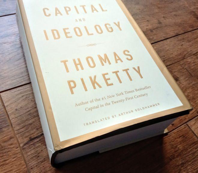 Capital and Ideology 資本與意識形態