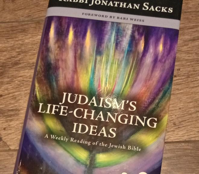 Judasim's Life-changing Ideas 猶太人改變生命的智慧