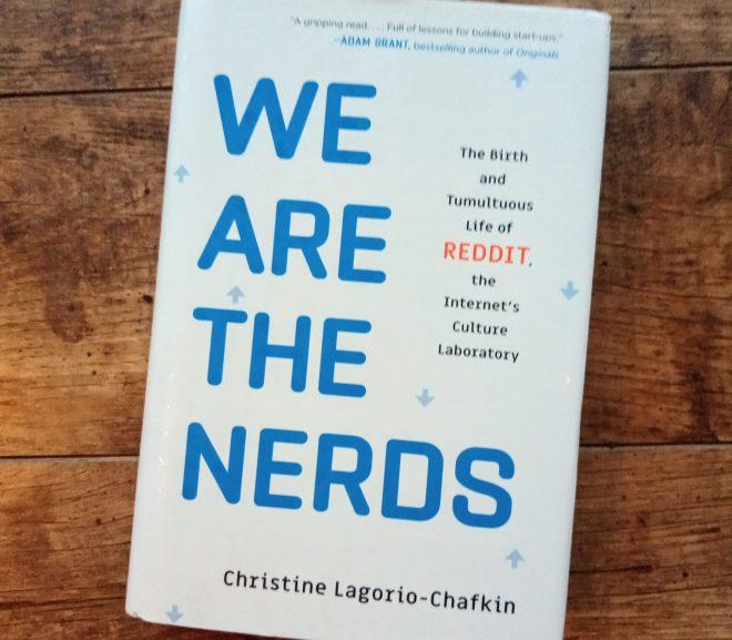 We Are the Nerds 網路文化實驗室Reddit的故事