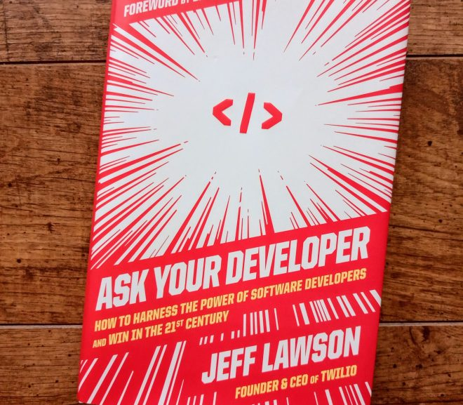 "Ask Your Developer 數位世界中的""軟""實力"