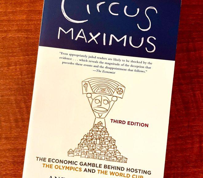 Circus Maximus 奧運的詛咒