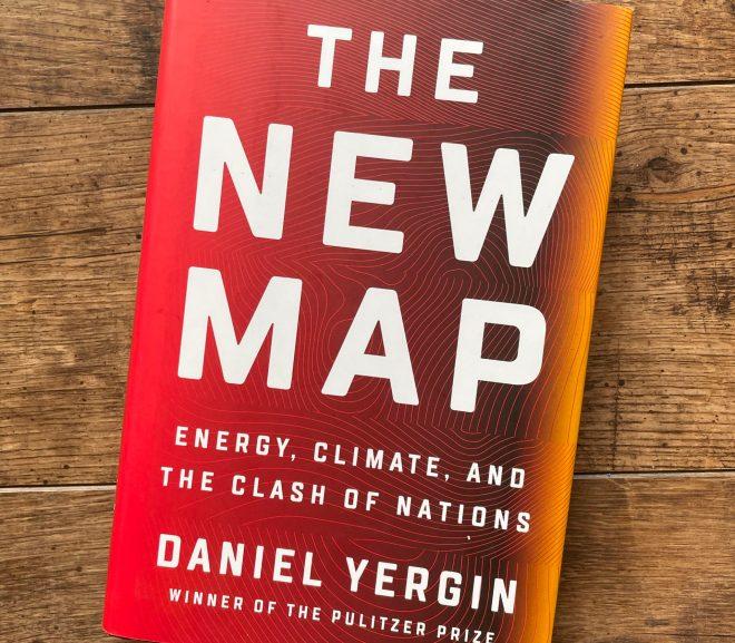 The New Map 新版圖:能源,氣候,與國家衝突