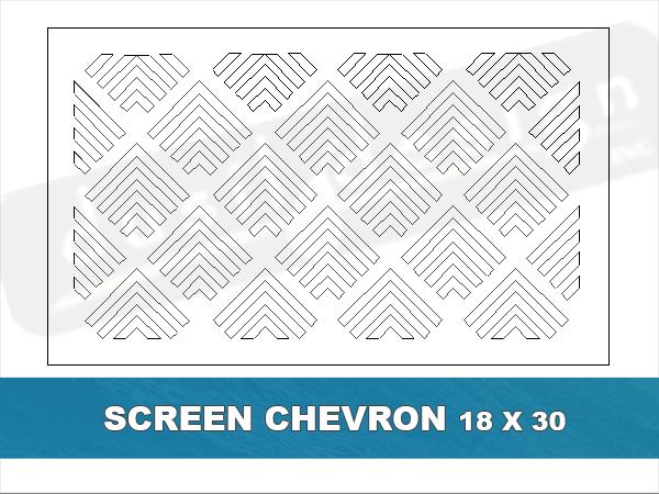 Screen Chevron