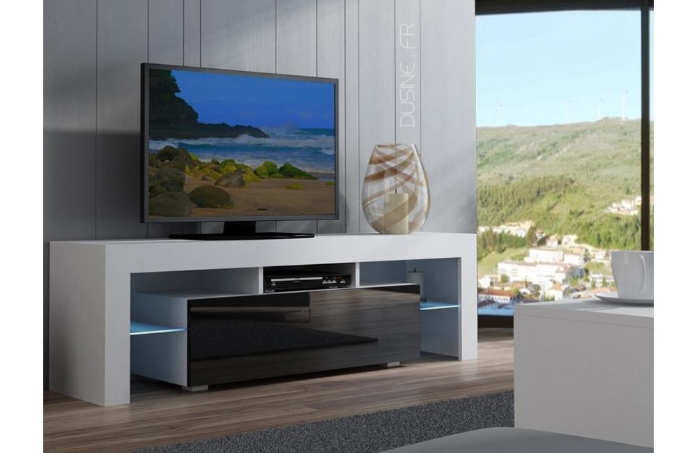 meuble salon banc tv spider 160 cm 7