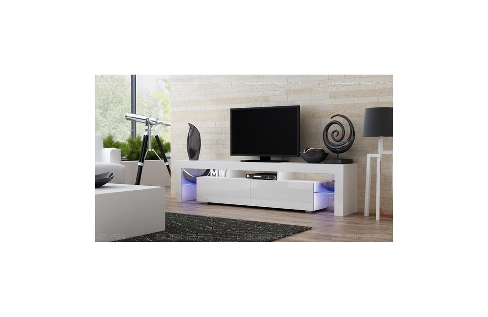 meuble salon banc tv spider big 200 cm