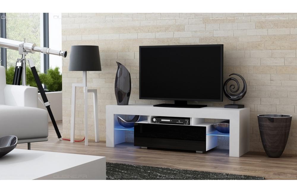 لين لطف هدأ شروق الشمس لص meuble tv 130