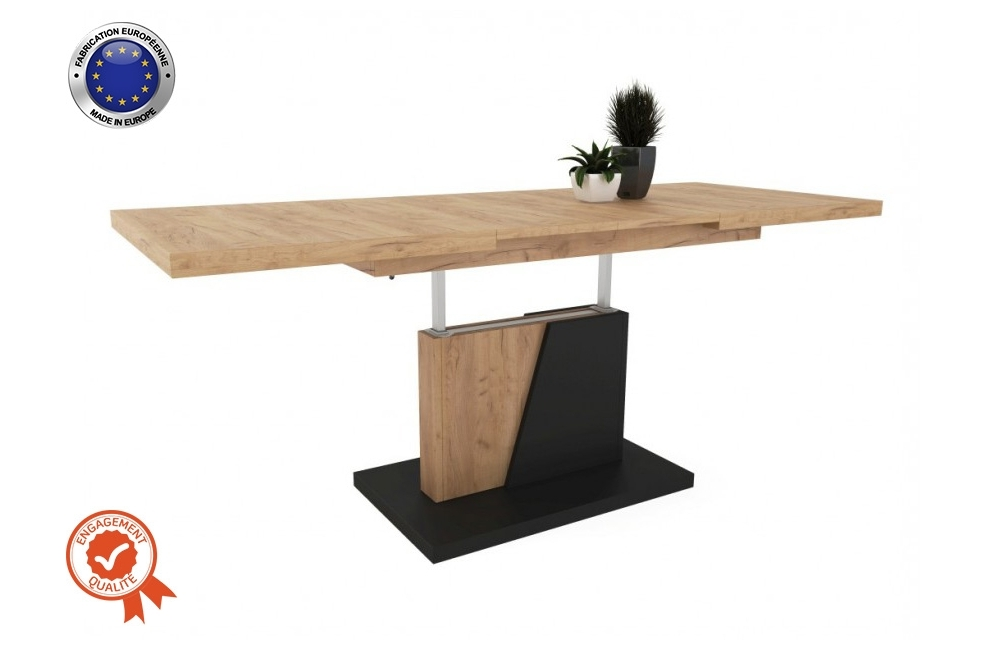 chopin table basse relevable et