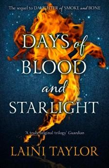 Days of Blood & Starlight UK