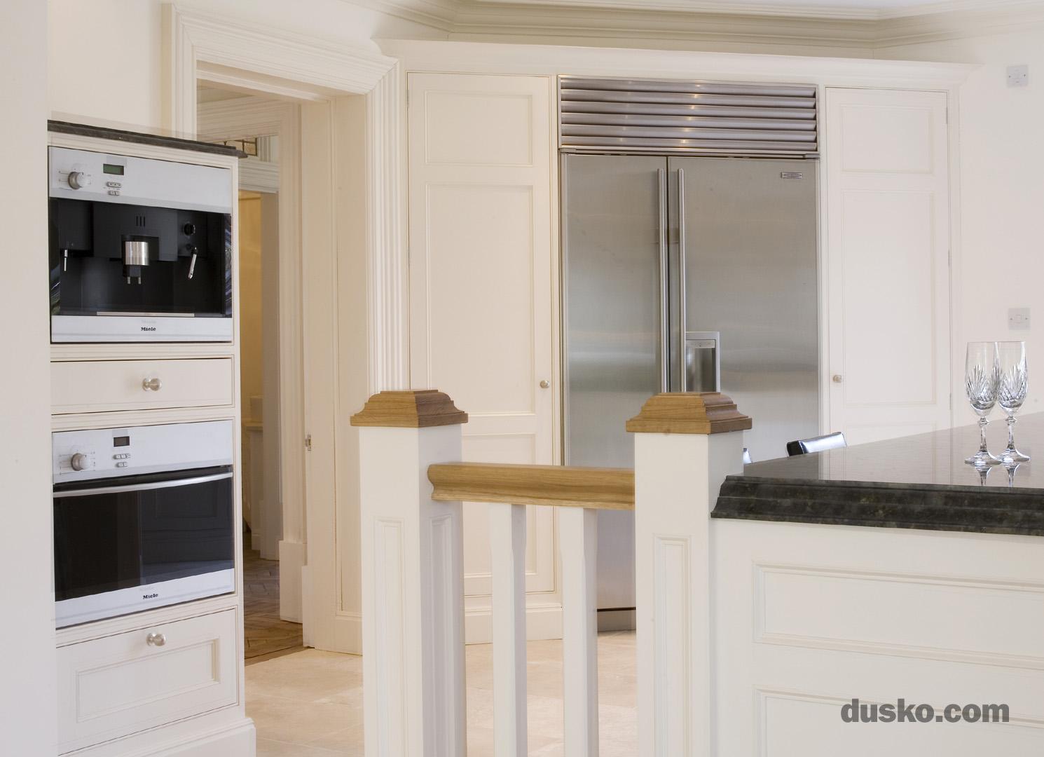 Edwardian Style Kitchen in Wilmslow, Cheshire Edwardian Corbels