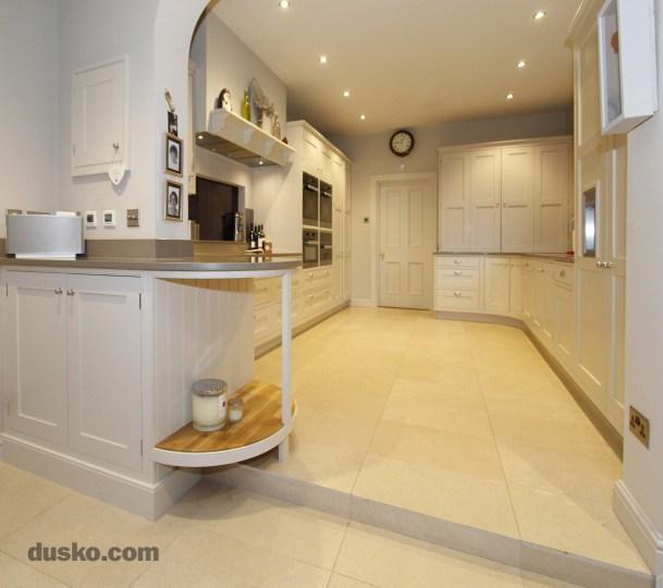 In Frame Kitchen in Bowdon, Cheshire