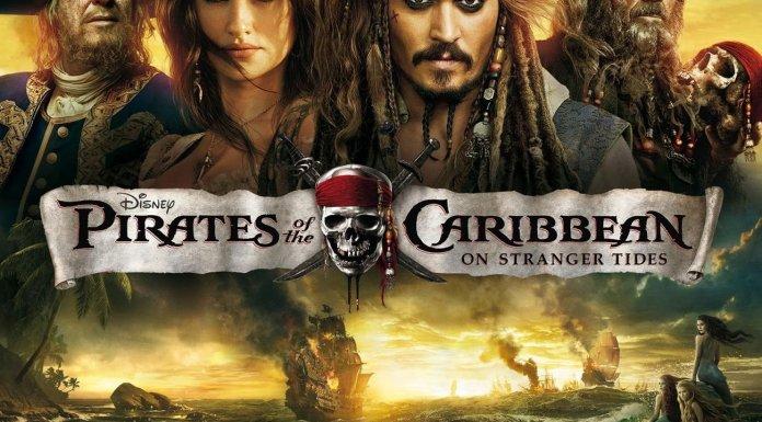 Pirates of the Caribben on Stranger Tides