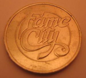 Fame City Jetonu