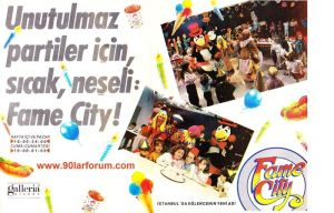 fame city reklam