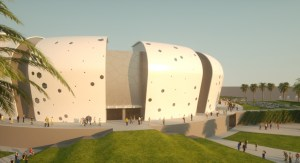 Qatar Handball Stadium 2