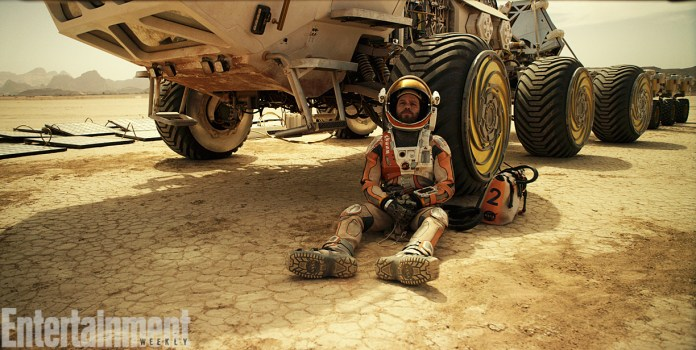 The Martian - Mark için işler yolunda gitmiyor