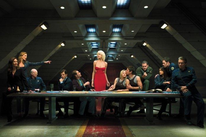 Battlestar Galactica - Fotoğraf bir çağrışım yaptı mı?