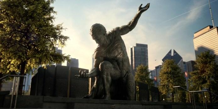 Film Superman' ekseninden tanrı-insan sorgulamasına gidiyor. Batman ve Superman'in içsel çatışmalarının çıkış noktalarından birisi de bu.