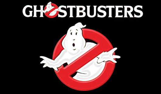 Ghostbusters - Logoyu nerede görsek tanırız!