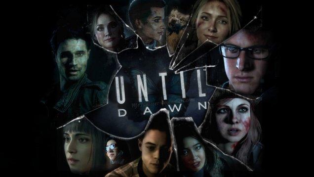 Until Dawn, farklı karakterleri ile cezbedici bir deneyim.