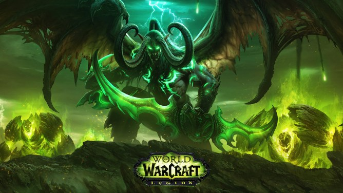 World of Warcraft Legion Blizzard'ın devasa World of Warcraft serisinin altıncı ek paketi.