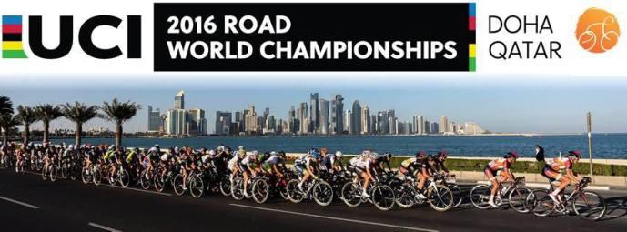 UCI Road World Championship 2016 bu yıl Doha'da gerçekleştirilecek.
