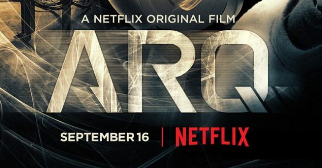 ARQ - Özgün bir Netflix yapımı bilim kurgu filmi