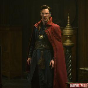 Doctor Strange Avengers ekibine çok yakışacak...