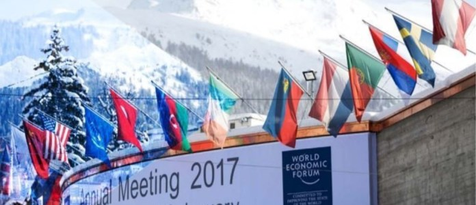 Dünya Ekonomik Forumu her yıl İsviçre'nin Davos kentinde toplanır. (Fotoğraf: weforum.org)