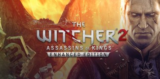 Witcher 2 logo ve isim